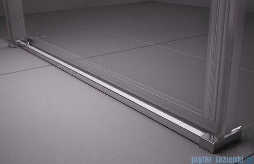 Ravak Matrix MSD2 drzwi prysznicowe 120cm prawe białe transparent 0WPG0100Z1