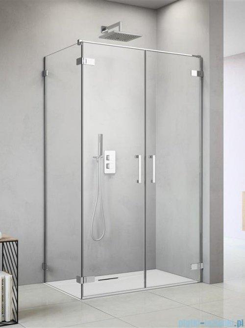 Radaway Arta Dwd+s kabina 95 (50L+45R) x90cm prawa szkło przejrzyste