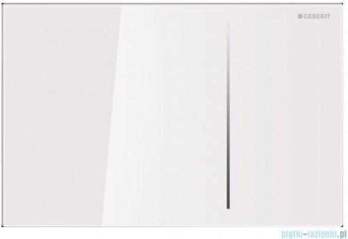 Geberit Sigma70 przycisk spłukujący do WC przedni biały 115.620.SI.1