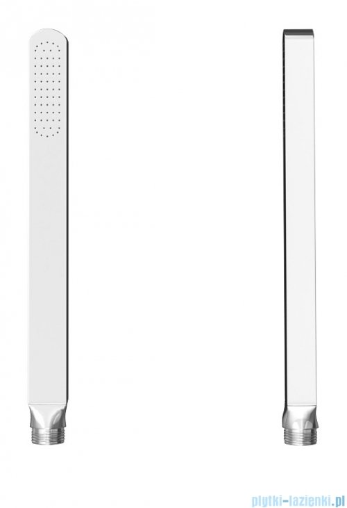Kohlman Foxal zestaw prysznicowo-wannowy chrom QW211FR40