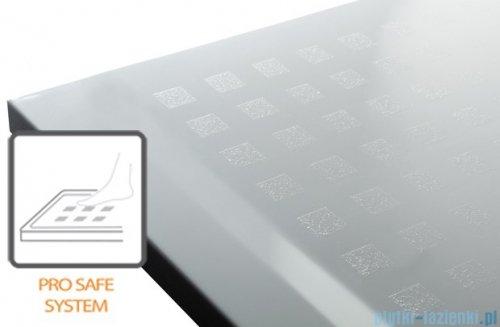 Sanplast Space Mineral brodzik prostokątny z powłoką 120x75x1,5cm+syfon 645-290-0250-01-002