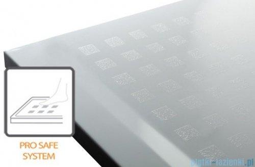 Sanplast Space Mineral brodzik prostokątny z powłoką 100x75x1,5cm+syfon 645-290-0230-01-002