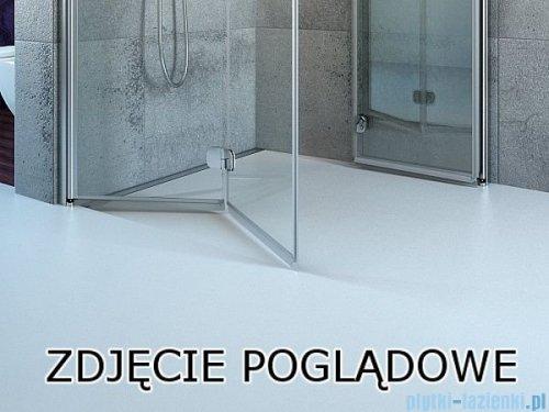 Radaway Essenza New Kdj kabina 80x90cm lewa szkło przejrzyste 385043-01-01L/384050-01-01