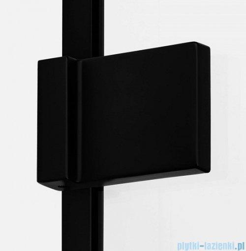 New Trendy Avexa Black kabina Walk-In 110x200 cm przejrzyste EXK-2042