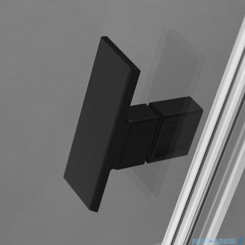 Radaway Nes Black Kdj I kabina 100x90cm prawa szkło przejrzyste 10022100-54-01R/10039090-01-01