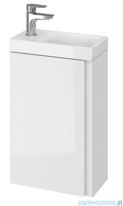 Cersanit Moduo szafka wisząca z umywalką 39x21x66 cm biała S801-218