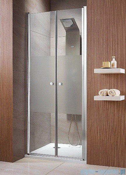 Radaway Eos DWD Drzwi wnękowe 70 szkło intimato