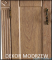 Antado Ritorno Szafka z lustrem 100x71 modrzew VR-229-26