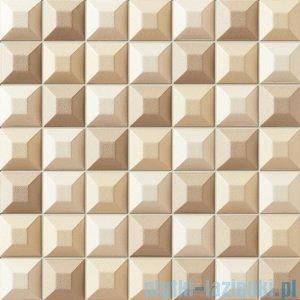 Tubądzin Elementary cream mozaika ścienna 31,4x31,4