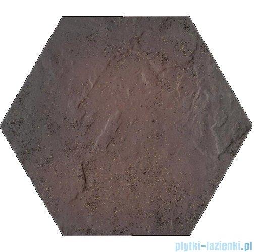 Paradyż Semir rosa klinkier heksagon 26x26