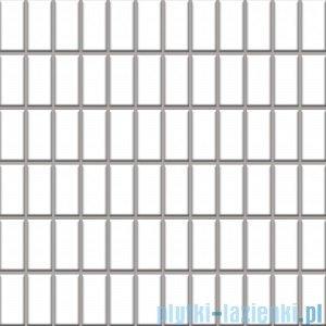 Paradyż Altea bianco mozaika k2x4 29,8x29,8