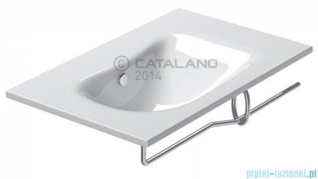 Catalano Impronta 80 umywalka 80x50 biała 180IM00