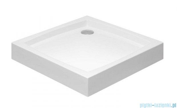 Polimat Patio 1 brodzik kwadratowy ze stelażem 80x80x5 kompakt 00732