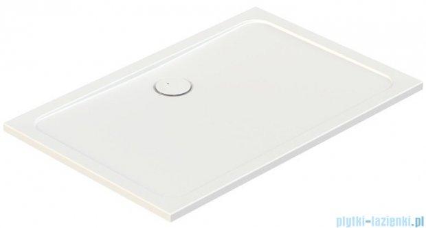 Sanplast Free Line brodzik prostokątny B/FREE 70x100x2,5 cm + stelaż 615-040-4270-01-000