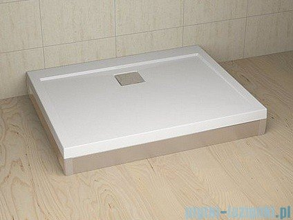 Radaway Brodzik prostokątny Argos D 140x90x14,5 cm + nogi 4ADN914-02