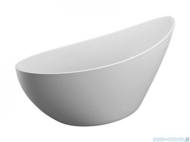 Polimat Zoe obudowa wanny biała 180x80cm 00997