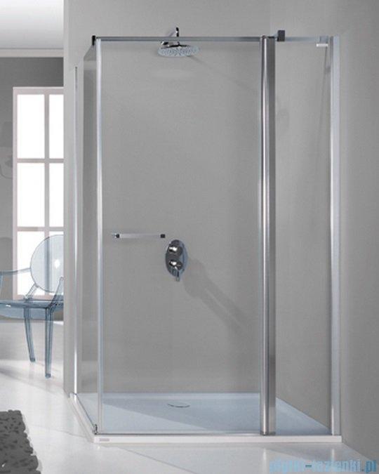 Sanplast kabina narożna prostokątna KNDJ2/PRIII-90x110 90x110x198 cm przejrzyste 600-073-0300-38-401