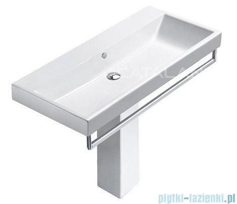 Catalano Zero 100 umywalka 100x50 biała 110ZE00
