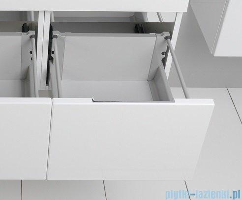 Antado Cantare Szafka podumywalkowa (do kompletu) 40x50x33 biały połysk FSM-342/4GT-47/47