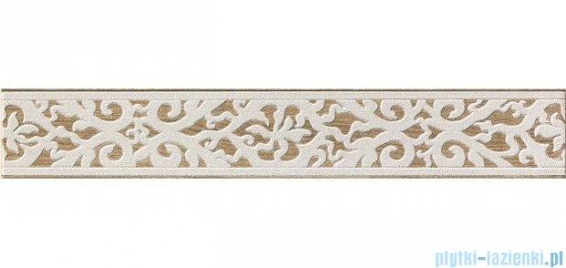 Tubądzin Ilma ornament listwa ścienna 7,1x44,8