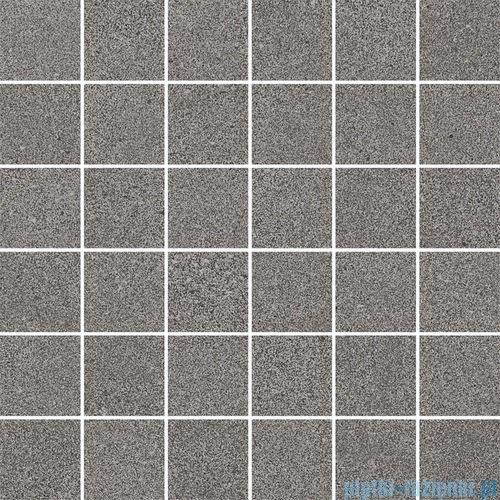 Paradyż Duroteq grafit mat mozaika 29,8x29,8