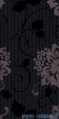 Paradyż Secret nero A inserto ścienne 29,5x59,5