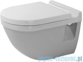Duravit Starck 3 miska wisząca 36 cm WC 220009 00 00