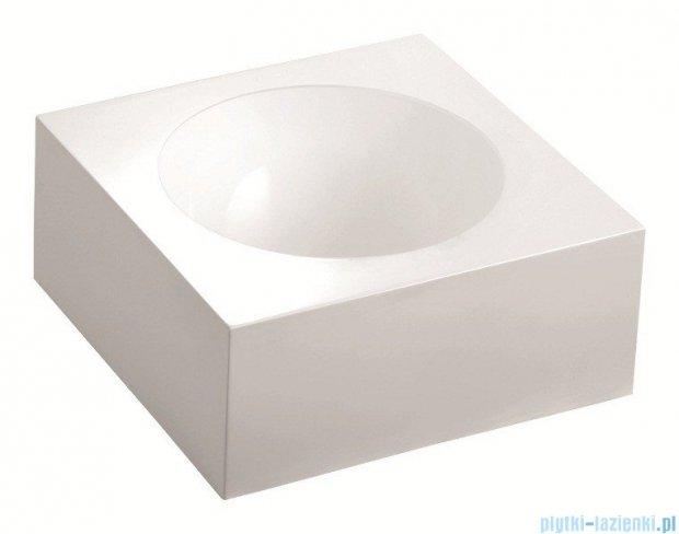 Marmorin umywalka nablatowa Rea 40cm z otworem biała 201040020011