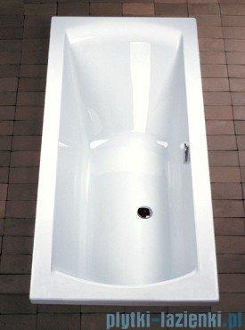 Aquaform Linea obudowa czołowa do wanny prostokątnej 160cm 05237