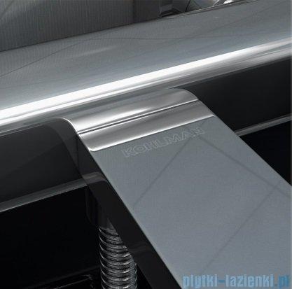 Kohlman Foxal Natynkowa bateria wannowo-prysznicowa QW110F