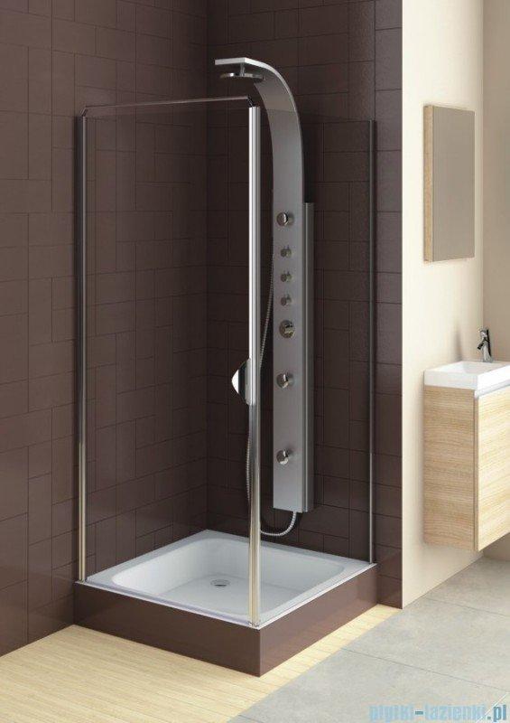 Aquaform Glass 5 ścianka prysznicowa 90cm szkło przejrzyste 06383