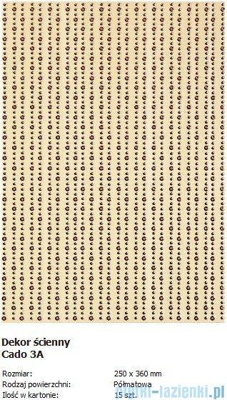 Domino D-Cado 3A 25x36