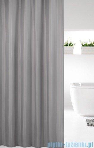 Sealskin Madeira szara zasłona prysznicowa tekstylna 180x200cm 238501314