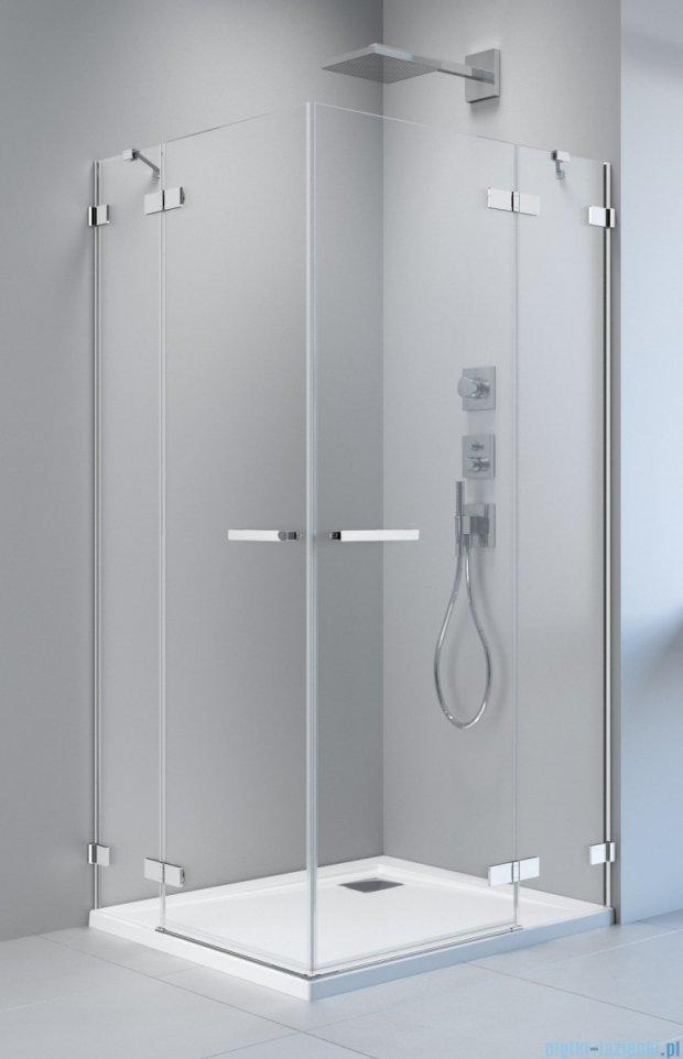 Radaway Arta Kdd II kabina 80x100cm szkło przejrzyste 386420-03-01L/386170-03-01L/386455-03-01R/386172-03-01R