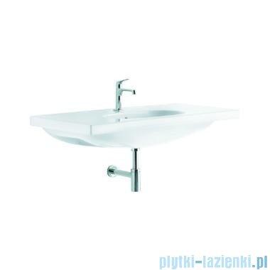 Koło Ovum Umywalka prostokątna 110cm z otworem L41110