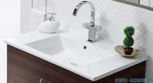 Cerastyle Arte umywalka 85x45cm meblowa / ścienna 067500-u
