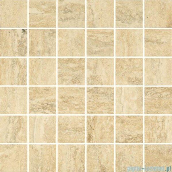 My Way Travertino Silver mozaika B 29,8x29,8