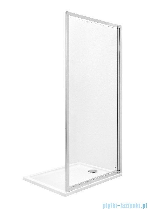 Roca Town ścianka boczna 90cm szkło przejrzyste MaxiClean AMP2009012M