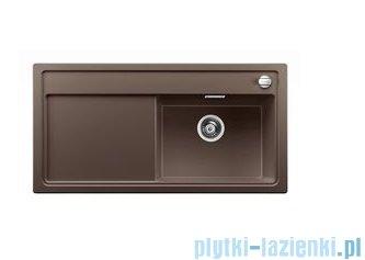 Blanco Zenar XL 6 S  Zlewozmywak Silgranit PuraDur komora prawa kolor: kawowy z kor. aut. i szklaną deską do krojenia 519280
