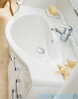 Antado umywalka ceramiczna 77x48 cm UCG-75