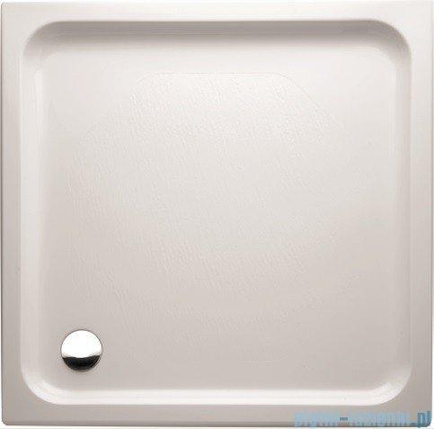 Marmorin Ceti 80 brodzik kwadratowy 80x80 cm biały 180080201