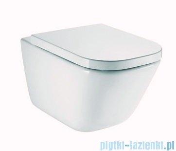 Grohe Zestaw stelaż Rapid Sl Fresh 5w1 Cosmopolitan+miska wisząca Roca Gap Maxi Clean Rimless+deska wolnoopadająca 38827/A34647L00M/A80148200U