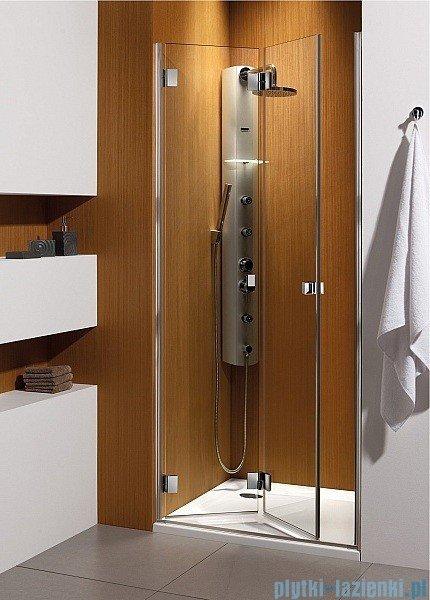 Carena DWB Radaway Drzwi prysznicowe 70 lewe szkło przejrzyste 34582-01-01NL
