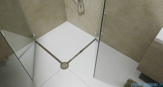 Wiper Eye-drain A2L Massimo Odpływ prysznicowy 100 cm poler Eye-drainMASSIMOA2L_1000Poler