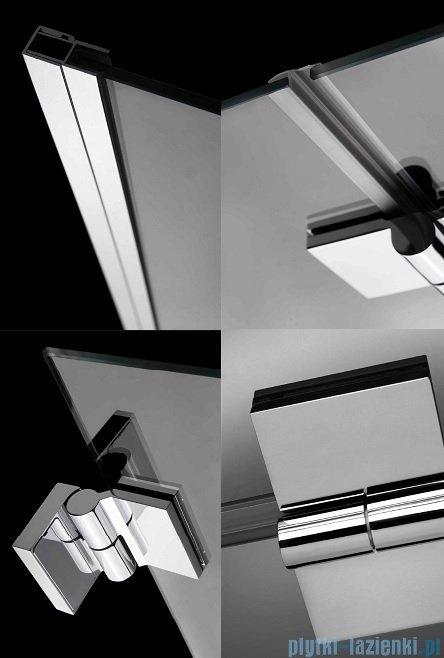 Radaway Carena DWB Drzwi prysznicowe 90 prawe szkło brązowe 34502-01-08NR