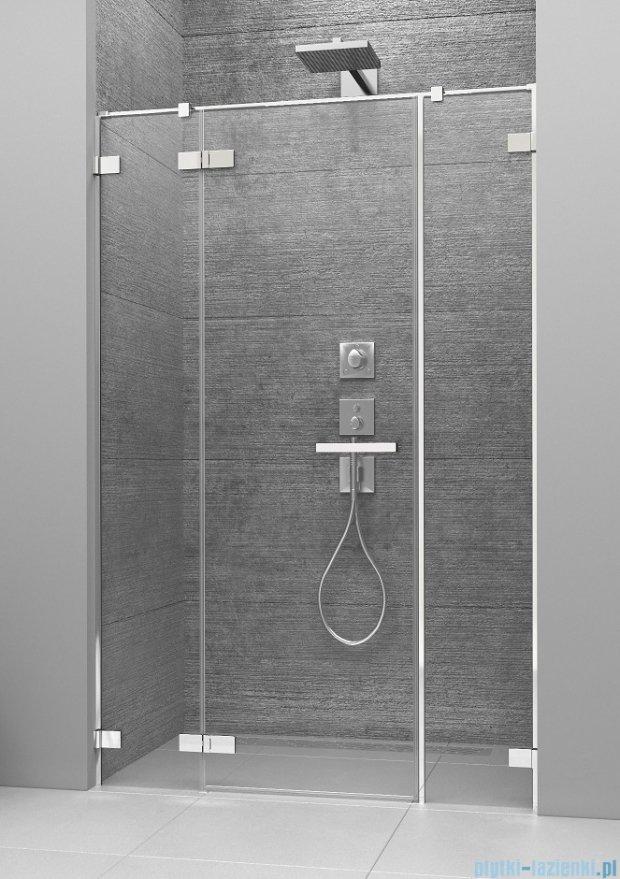 Radaway Arta Dwjs drzwi wnękowe 150cm lewe szkło przejrzyste 386457-03-01L/386122-03-01L