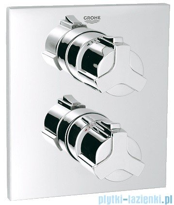 Grohe Allure bateria termostatyczna do obsługi jednego wyjścia wody chrom 19380000