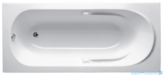 Riho Future wanna prostokątna 180x80cm biała BC31