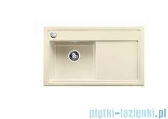 Blanco Zenar 45 S Zlewozmywak Silgranit PuraDur lewy  kolor: jaśmin z kor. aut. i akcesoriami 519266