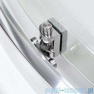 New Trendy Varia kabina półokrągła 90x90x185cm przejrzyste K-0186